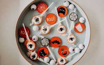 A Safely Spooky Halloween
